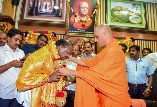 Rajiv's Death Anniv Postpones CM Swearing-in