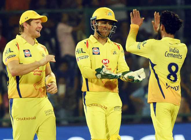 Chennai Win Battle Of Kings, KXIP Out