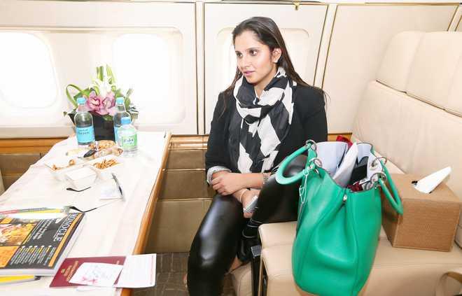 Sania Asked To Dissociate From Poultry Ad