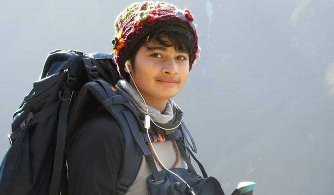 16YO Is The Youngest Indian girl To Climb Everest