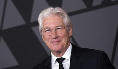 Actor Richard Gere Makes A Comeback On TV