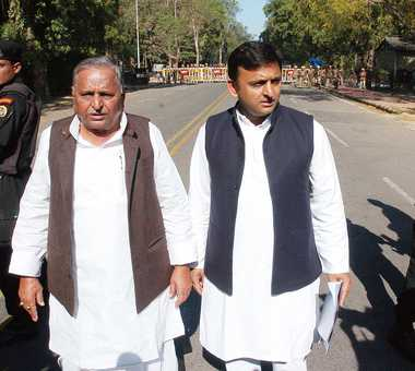 Need Time To Find Place On Rent: Akhilesh Yadav