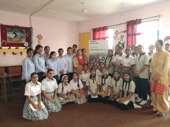GNFPS Organises Session For Adolescents