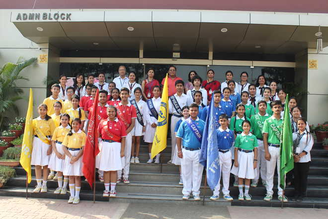 Student Council Cows To Discharge Duty With Sincerity