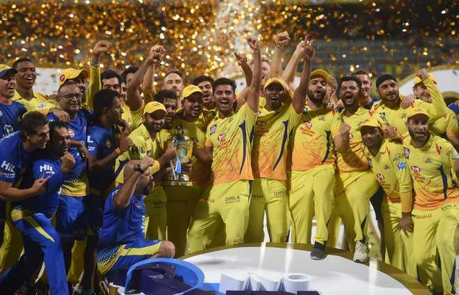 Watson Ton Gives CSK 3rd IPL Title