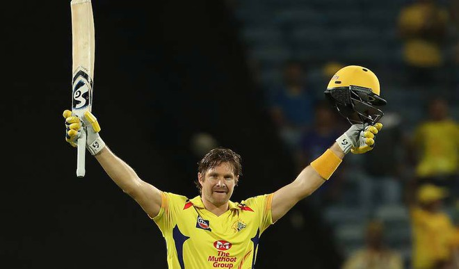 It's Been A Special Season For Me: Shane Watson