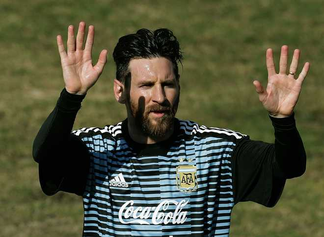 I've Got Faith In Argentina In World Cup: Messi