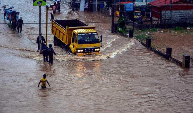 Rains Lash K'taka, PM Vows Help