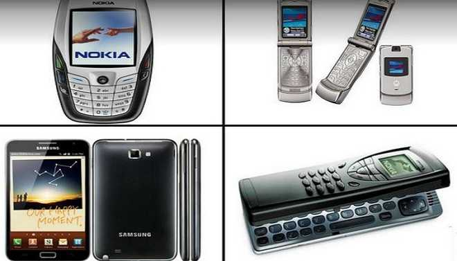 15 Most Popular Phones Of All Time
