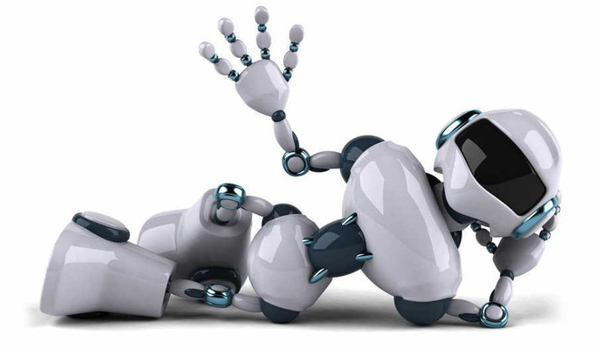 Self-Healing 'Skin' For Robots