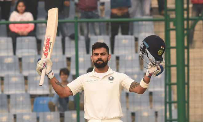 Virat Kohli Returns To Training