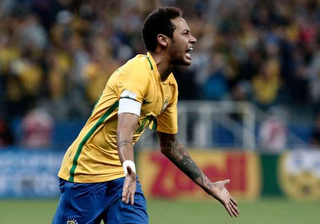 Will Neymar Find Redemption For Brazil