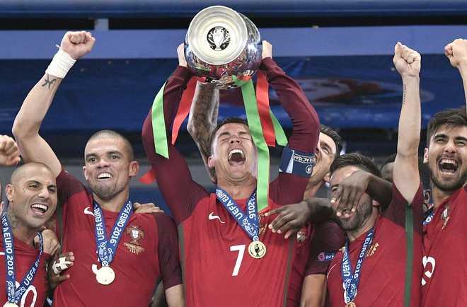 Ronaldo To Inspire Portugal To WC Glory