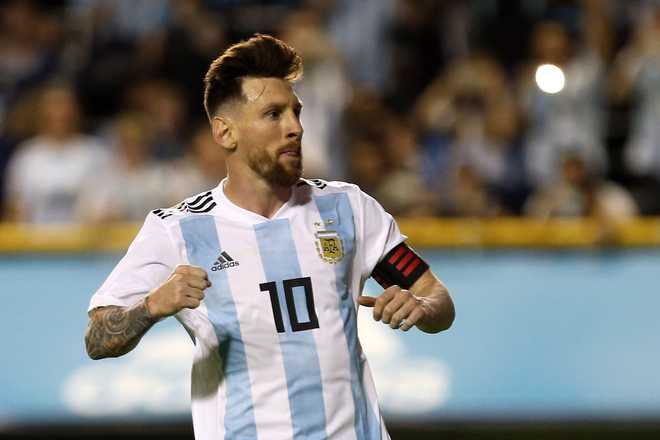 Argentina Hopes It's Messi's Year