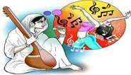 Shruthi: Indian Music Is Losing Its Charm
