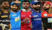 5-way Battle For IPL Play-offs Berth