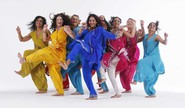 Bollywood Dance Become Viral At American Sports