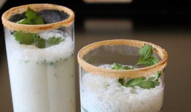 Cool Masala Chaas For Warm Summer