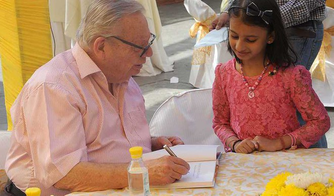 Ruskin Bond Is Not Done Yet!