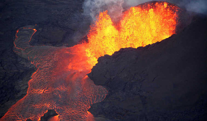 The Secrets Unveiled By Kilauea