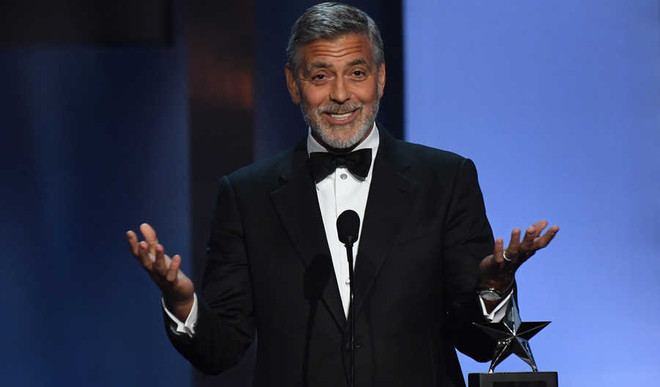 Clooney Is Proud Of These Changes In Hollywood