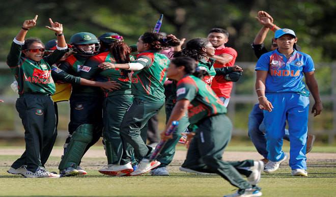 Women's Asia Cup Final: Ban Beat India