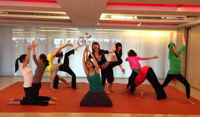 Yoga And Dance: Blend For Harmony