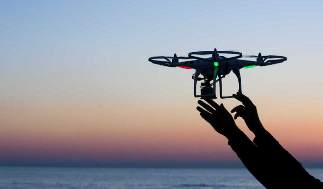 Drones That Can Do Stuff You'd Never Expect Them To