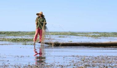 The Story Of Myanmar's Magical Fishermen