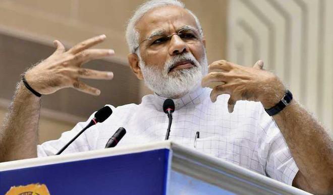 Modi Vows To Take Economy To Double Digits