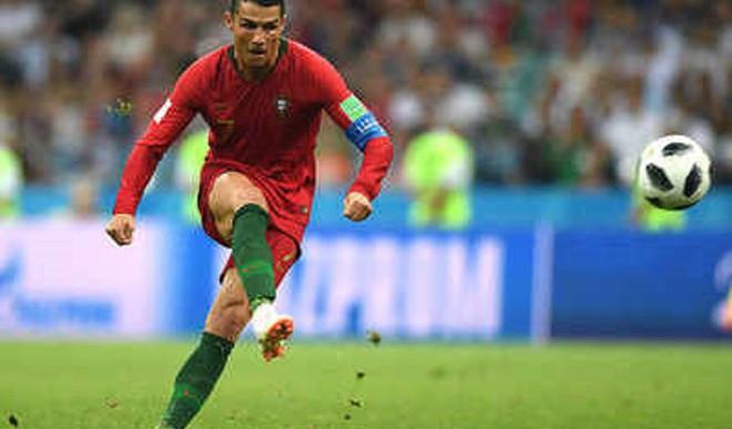 Ronaldo's Freekick That Shook The World