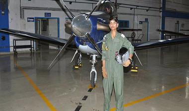 Meet Karnataka's First Woman Fighter Pilot