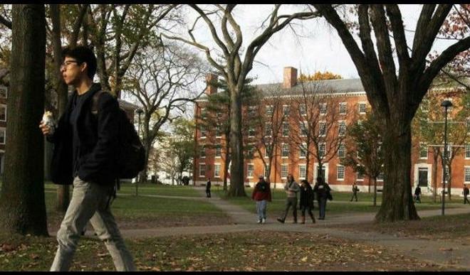 Harvard Uni Accused Of Discrimination Against Asian-Americans
