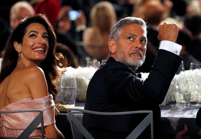 Clooneys Donate To Border-Separated Kids
