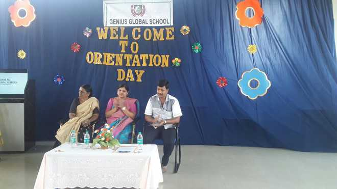 Orientation Programme For Parents Conducted