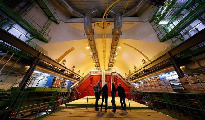 What's New At CERN?