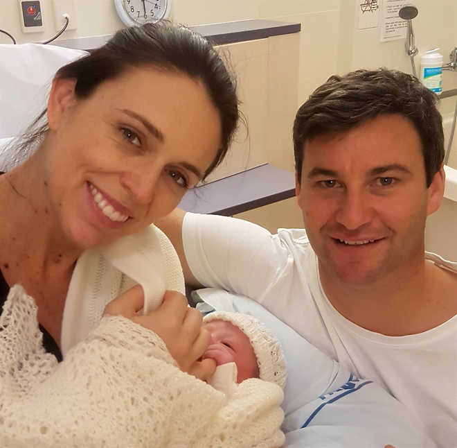 NZ PM Has Baby Girl