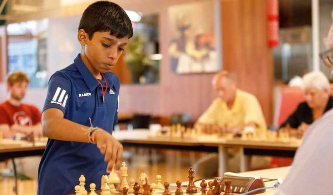 India's R Praggnanandhaa Becomes 2nd Youngest Grandmaster