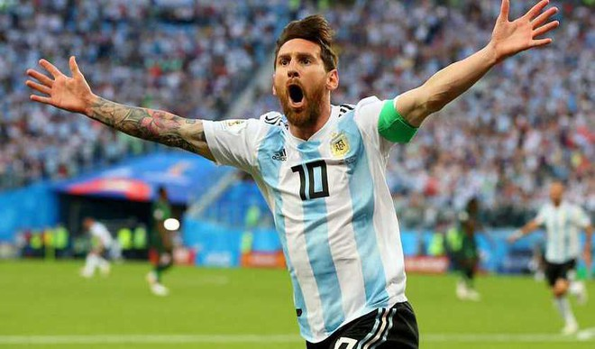 We Knew God Was With Us: Messi