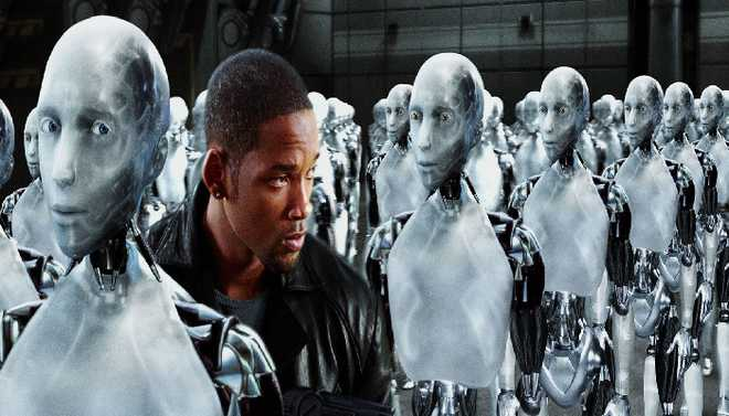 Sakshi: Will Robots Outnumber Humans In Future?