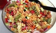 Gluten Free Delicious Pasta Salad