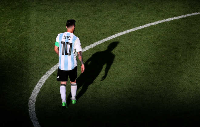 WC Remains Messi's Unrequited Love