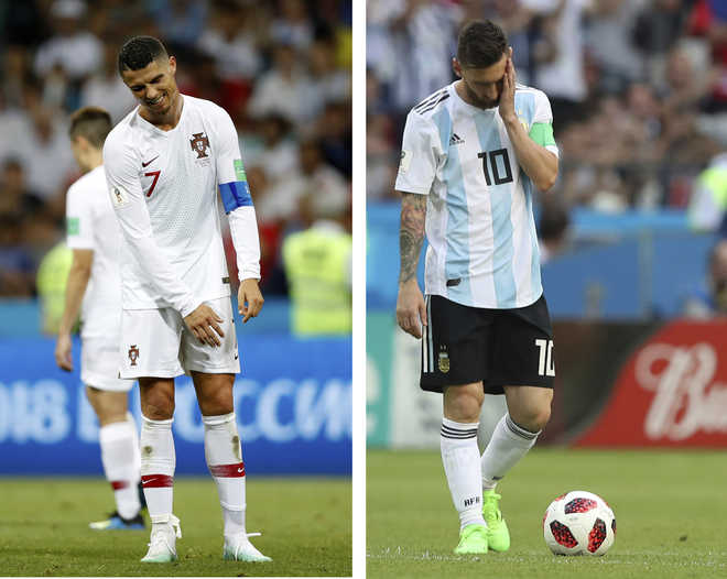Can Ronaldo And Messi Be Termed As All-time Greats Despite Not Winning The Elusive World Cup Crown?