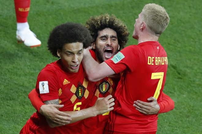 Belgium Beat Japan In 5-goal Thriller