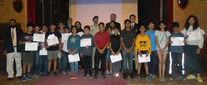 Kids Cultivate Leadership Qualities Through TSLP