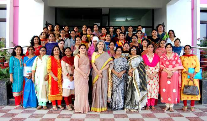 Capacity Building Sessions For Teachers