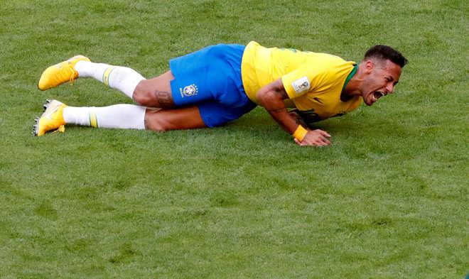 Did Neymar Feign Injury?