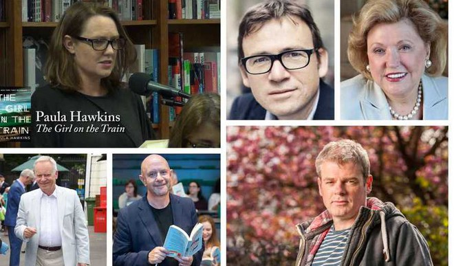 Top Writers Pick Out Their Favourite Books