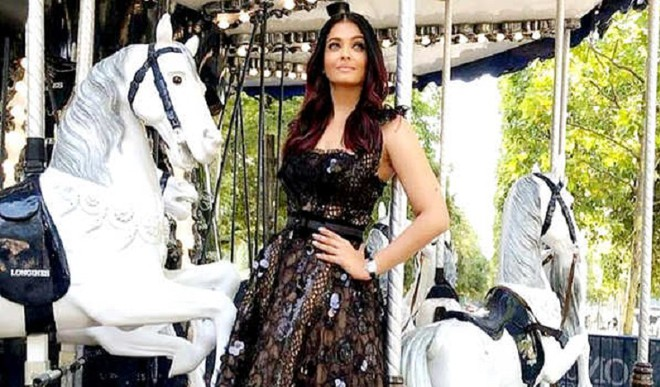 Aishwarya Dressed To Kill In Paris
