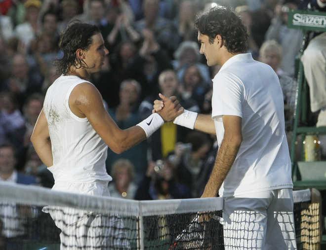 Federer, Nadal Enroute Summit Clash